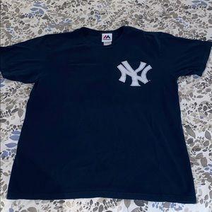Yankees Women's Brett Gardner T-Shirt